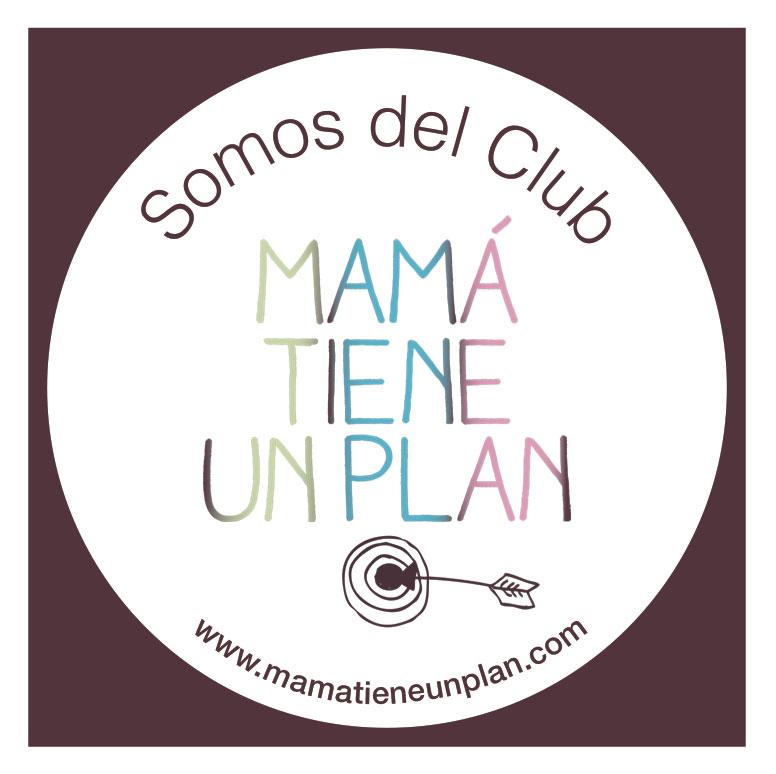 somos del club de Mamá tiene un Plan