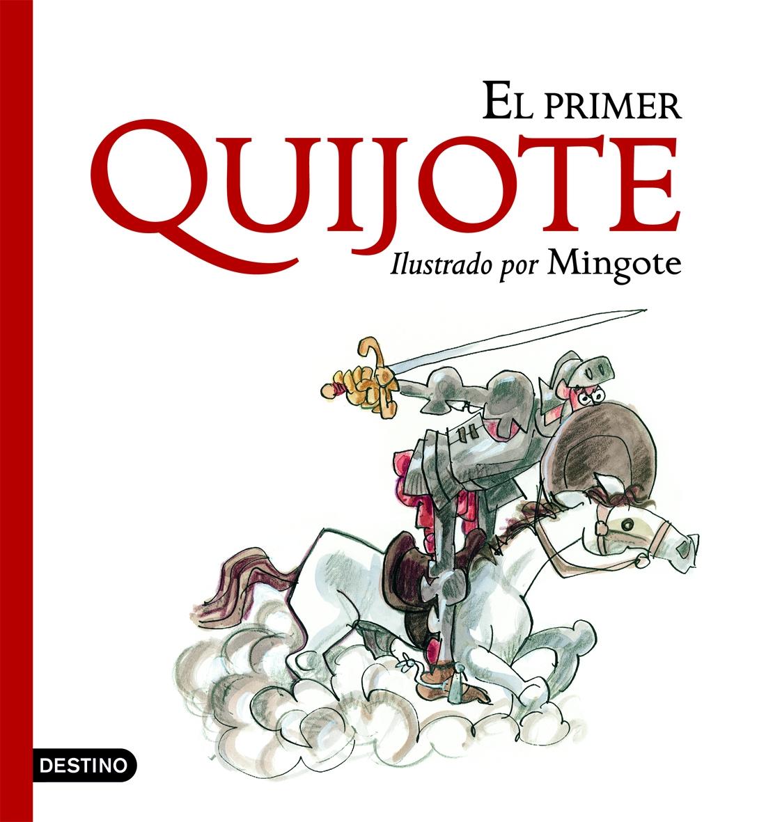 El primer Quijote libro infantil