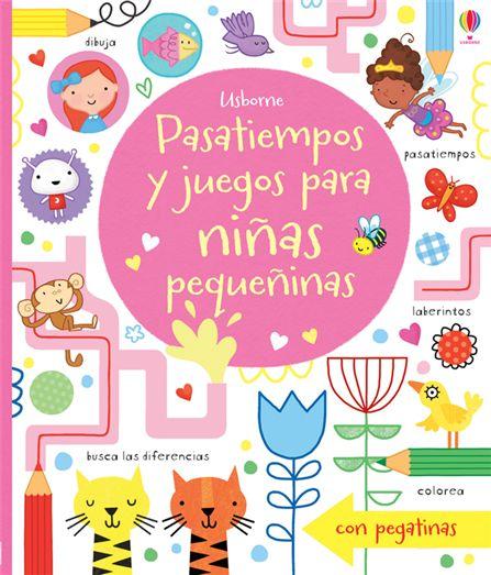 pasatiempos-usborne libro infantil