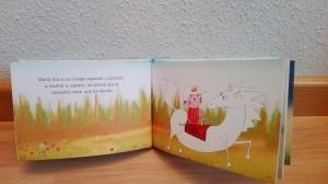 libro la princesa sin palabras apoyo síndrome de rett