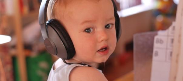 sabemos lo que escuchan nuestros hijos