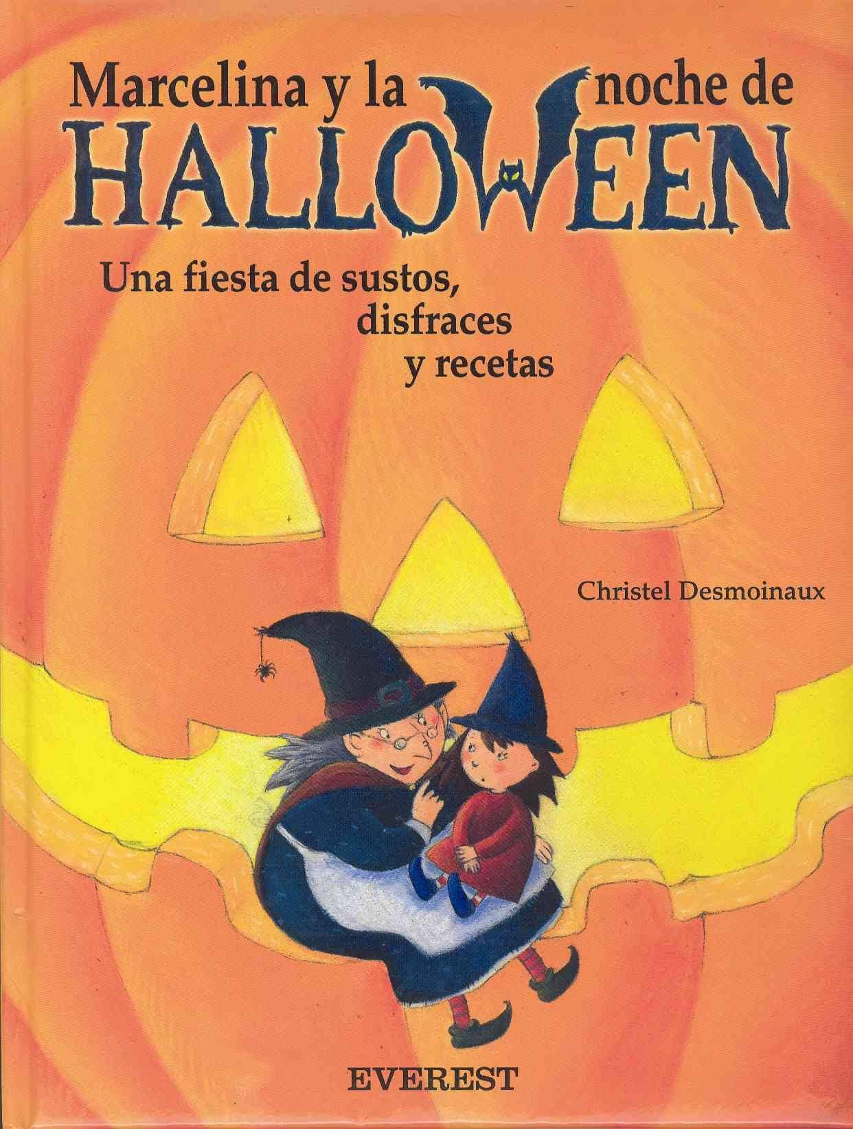 libros noche de halloween