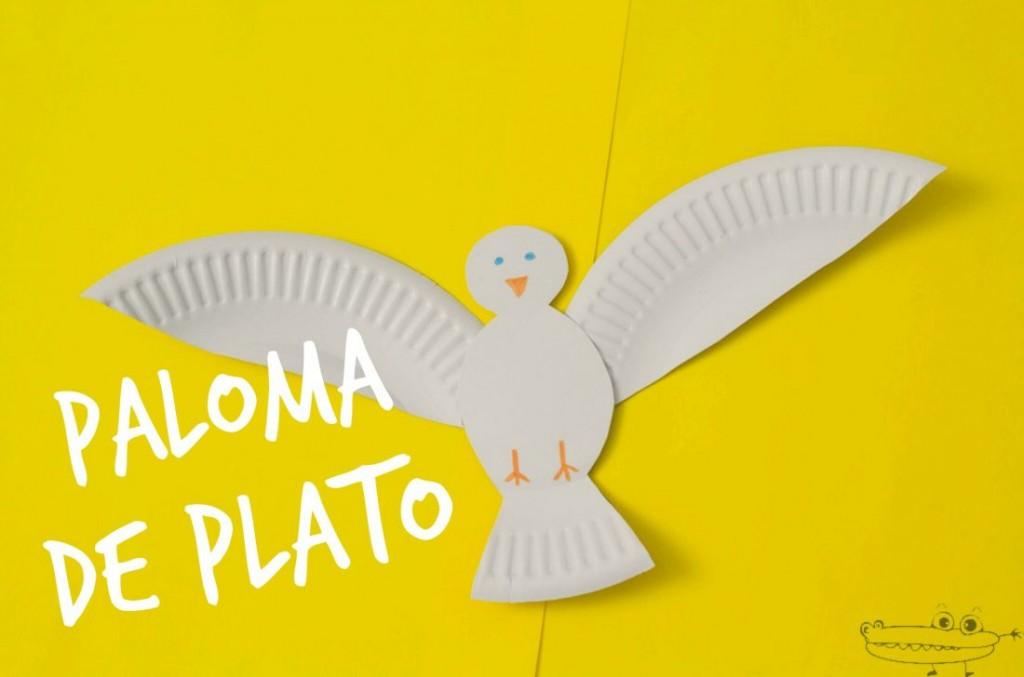 Paloma-con-platos-reciclados-1100x728