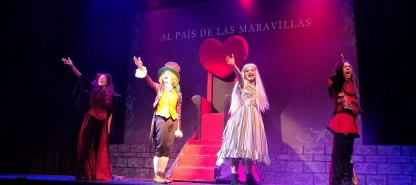 Alicia Y El País De Las Maravillas Un Musical Para Disfrutar En Familia El Blog De Mamá Tiene Un Plan