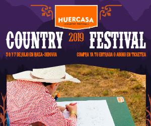 Huercasa Country Festival 2019: Un festival ideal para ir con niños